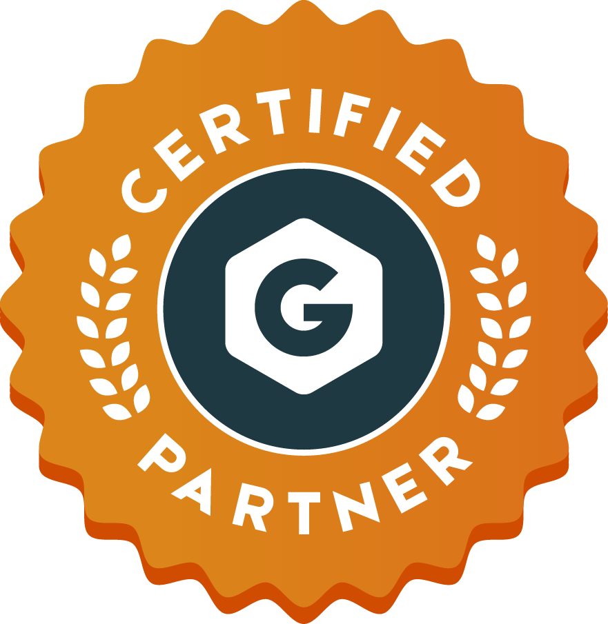 certified partner badge