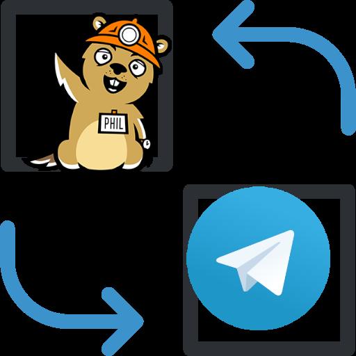 groundhogg telegram